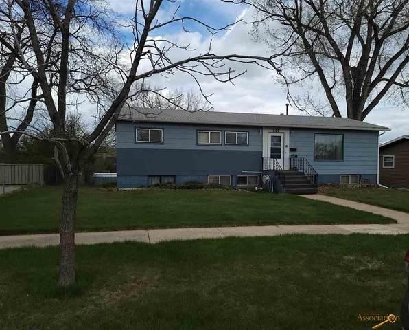 222 St Anne, Rapid City, SD 57701 (MLS #153995) :: Heidrich Real Estate Team