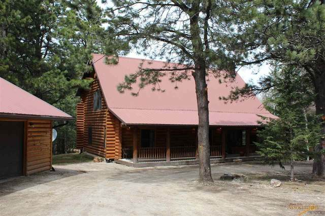 21641 Custer Trails, Nemo, SD 57759 (MLS #154007) :: Black Hills SD Realty