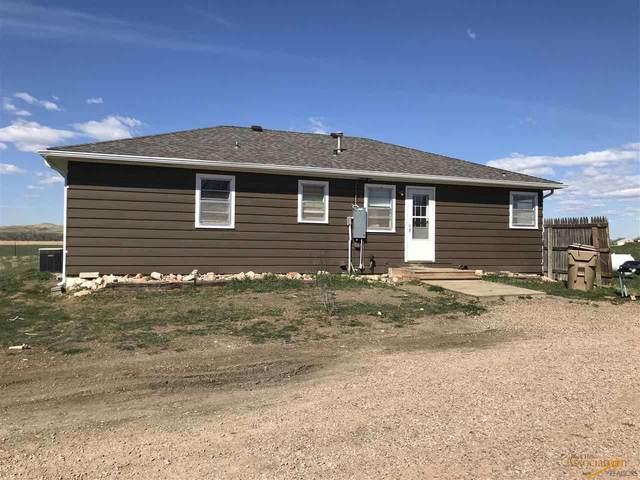 14977 Lower Spring Creek Rd, Hermosa, SD 57744 (MLS #154019) :: Heidrich Real Estate Team