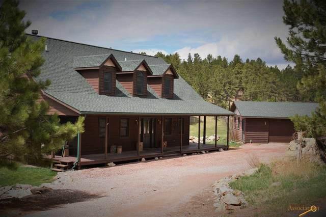 12372 Beaver Den, Custer, SD 57730 (MLS #154020) :: Dupont Real Estate Inc.