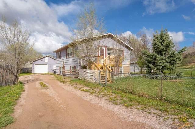 721 Blaine Ave, Rapid City, SD 57701 (MLS #154024) :: Dupont Real Estate Inc.