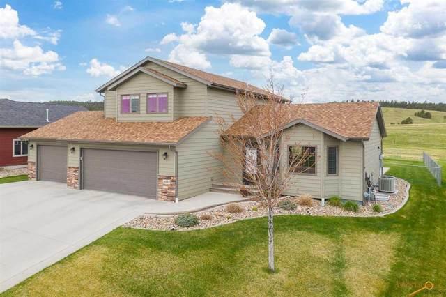 5033 Misty Woods Ln, Rapid City, SD 57701 (MLS #154036) :: Dupont Real Estate Inc.
