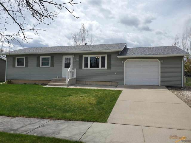 3711 Ivy Ave, Rapid City, SD 57701 (MLS #154042) :: Black Hills SD Realty