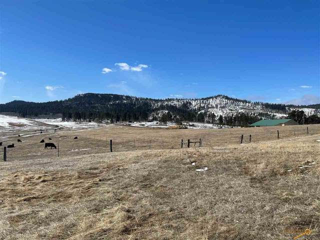 11475 Gillette Prairie Rd, Hill City, SD 57745 (MLS #154046) :: Dupont Real Estate Inc.