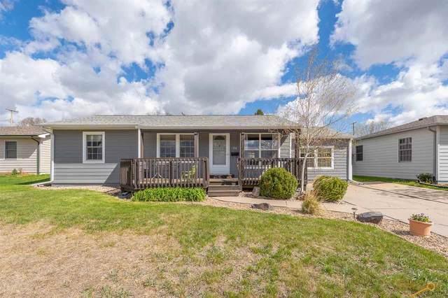 116 St Andrew, Rapid City, SD 57701 (MLS #154058) :: Dupont Real Estate Inc.