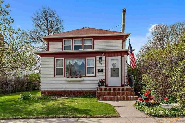 919 St James, Rapid City, SD 57701 (MLS #154066) :: Dupont Real Estate Inc.