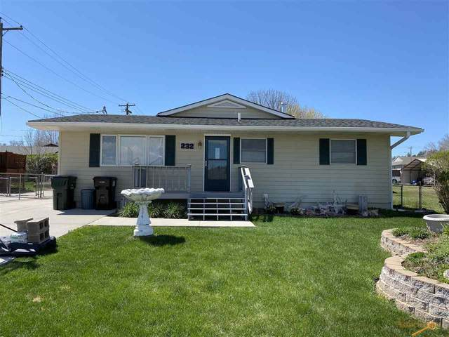 232 S 22ND ST, Hot Springs, SD 57747 (MLS #154070) :: Dupont Real Estate Inc.