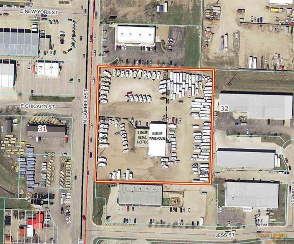 120 Cambell St, Rapid City, SD 57701 (MLS #154074) :: Daneen Jacquot Kulmala & Steve Kulmala