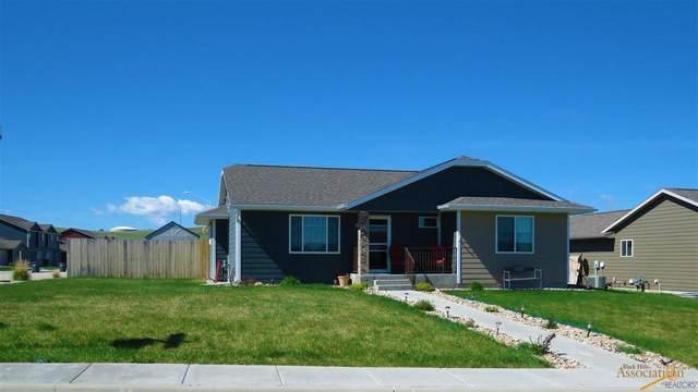 1203 Juneau Dr, Box Elder, SD 57719 (MLS #154081) :: Dupont Real Estate Inc.
