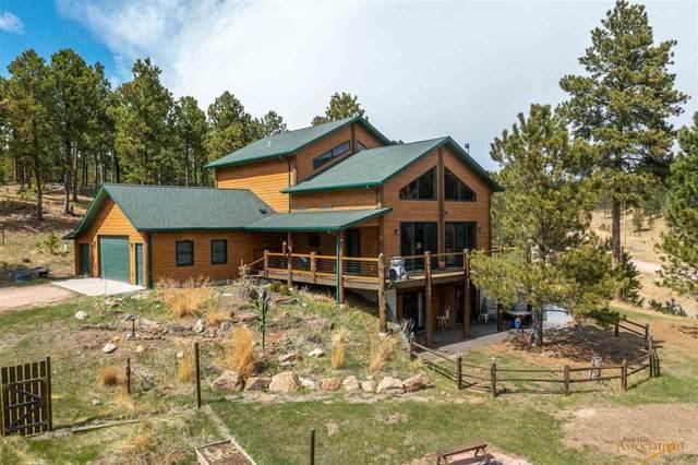 12165 Laramie Trail, Custer, SD 57730 (MLS #154082) :: Dupont Real Estate Inc.