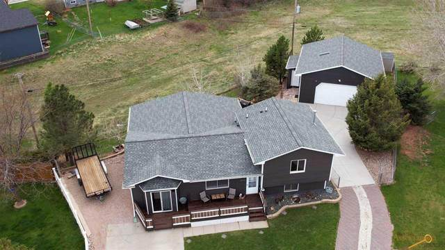 8133 Burr Ct, Black Hawk, SD 57718 (MLS #154083) :: Black Hills SD Realty
