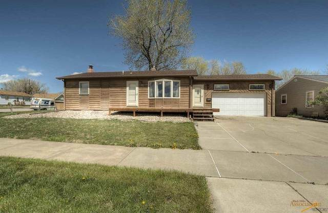 32 Meade St, Rapid City, SD 57701 (MLS #154090) :: Dupont Real Estate Inc.