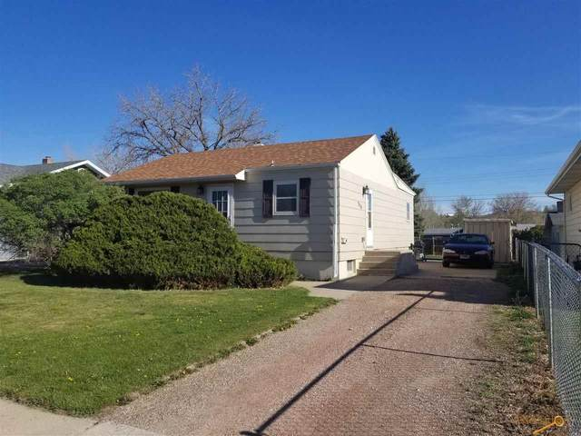206 St Anne, Rapid City, SD 57701 (MLS #154093) :: Dupont Real Estate Inc.