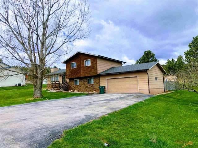 7105 Timberline Rd, Black Hawk, SD 57718 (MLS #154094) :: Heidrich Real Estate Team