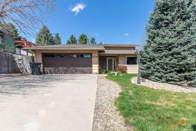 4718 Copperhill Dr, Rapid City, SD 57702 (MLS #154097) :: VIP Properties
