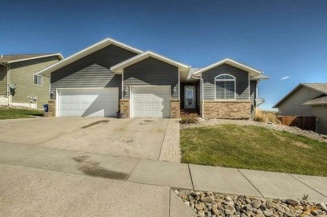 1018 Gladys St, Rapid City, SD 57701 (MLS #154098) :: VIP Properties