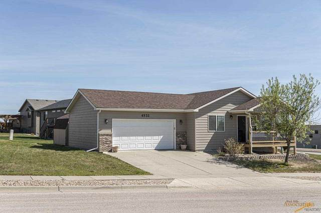4932 South Pointe Dr, Rapid City, SD 57701 (MLS #154101) :: VIP Properties