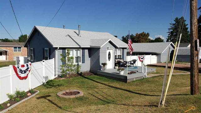 2004 Forest St, Rapid City, SD 57702 (MLS #154109) :: VIP Properties