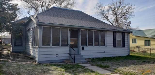 404 3RD AVE, Edgemont, SD 57735 (MLS #154121) :: Heidrich Real Estate Team
