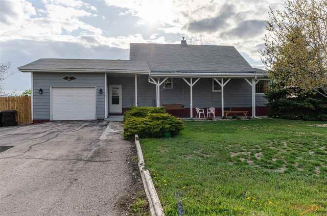 305 S B Ave, New Underwood, SD 57761 (MLS #154123) :: Dupont Real Estate Inc.