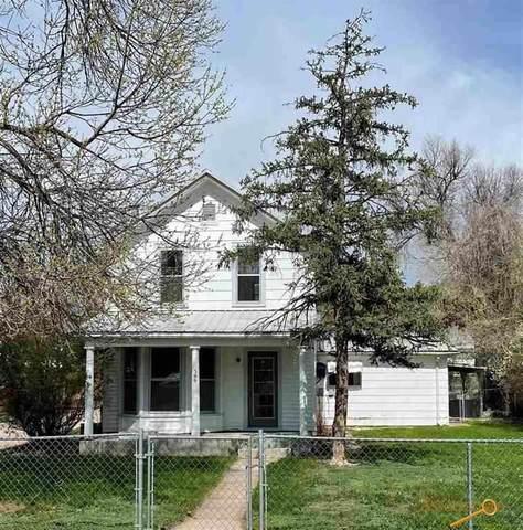 309 N 6TH ST, Hot Springs, SD 57747 (MLS #154129) :: Heidrich Real Estate Team
