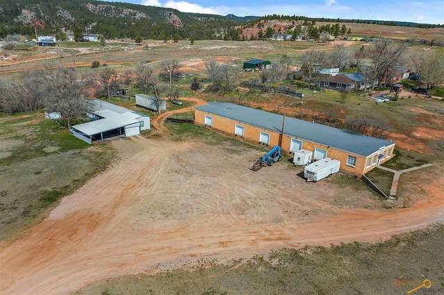 12932 Badger Clark Rd, Hot Springs, SD 57747 (MLS #154137) :: Dupont Real Estate Inc.