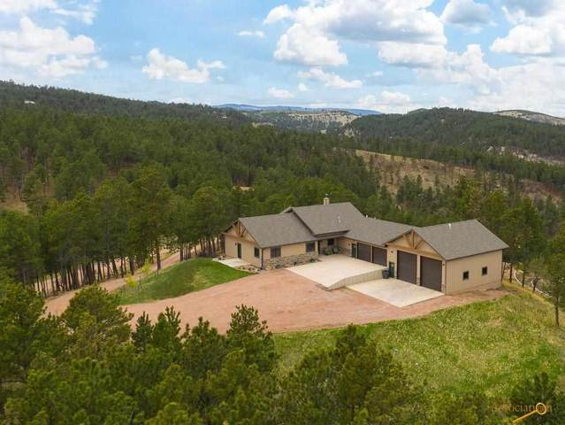 11578 High Valley Dr, Rapid City, SD 57702 (MLS #154141) :: Dupont Real Estate Inc.