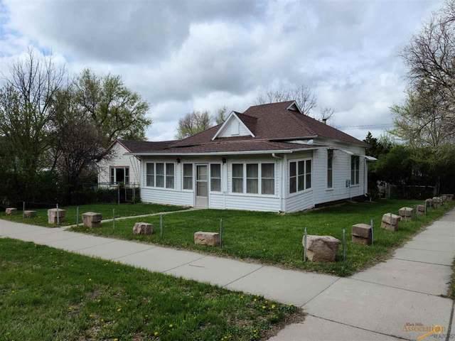 102 S 5TH ST, Hot Springs, SD 57747 (MLS #154144) :: Heidrich Real Estate Team