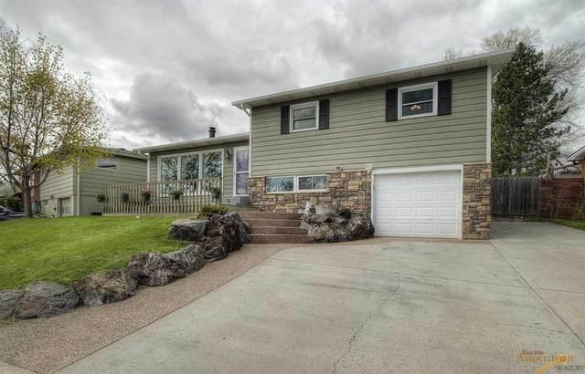 121 San Marco Blvd, Rapid City, SD 57702 (MLS #154194) :: Dupont Real Estate Inc.