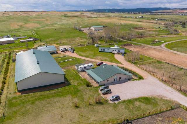 4223 Peaceful Pines Rd, Rapid City, SD 57702 (MLS #154196) :: Dupont Real Estate Inc.