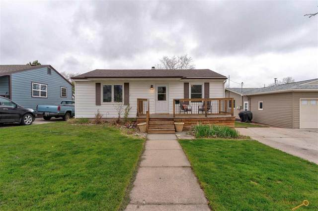 218 Cleveland, Rapid City, SD 57701 (MLS #154198) :: Christians Team Real Estate, Inc.