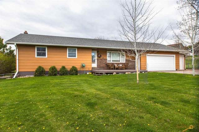 5115 Wamberg Ct, Rapid City, SD 57702 (MLS #154202) :: Dupont Real Estate Inc.