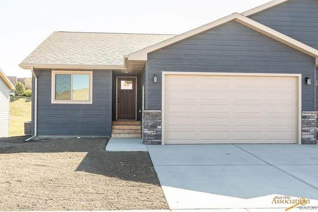 606 Copperfield Dr, Rapid City, SD 57703 (MLS #154204) :: Dupont Real Estate Inc.