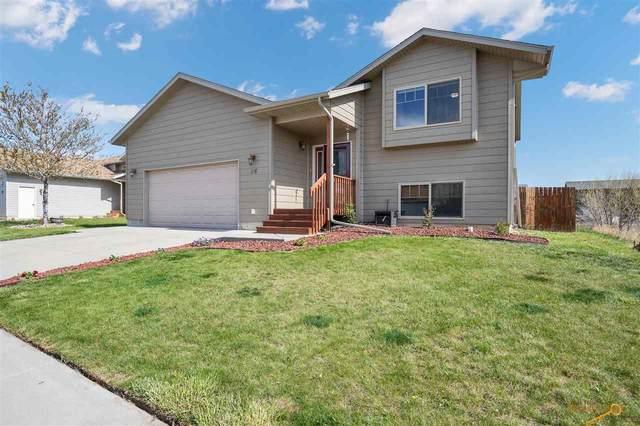 116 Adonia Lane, Rapid City, SD 57701 (MLS #154208) :: Dupont Real Estate Inc.