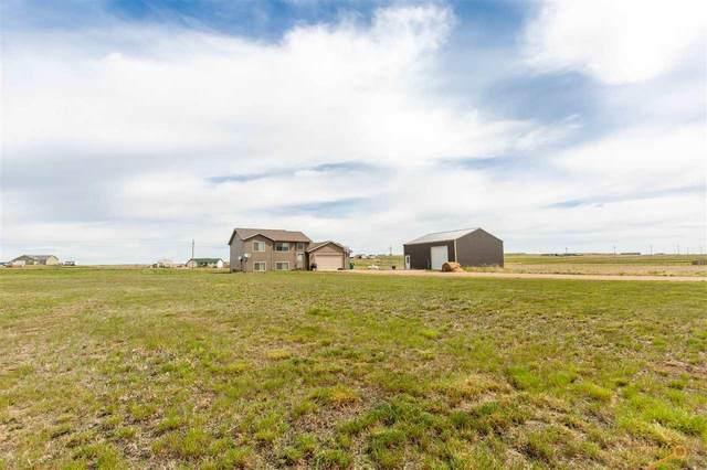 15030 Mariah Lane, Box Elder, SD 57719 (MLS #154220) :: Dupont Real Estate Inc.