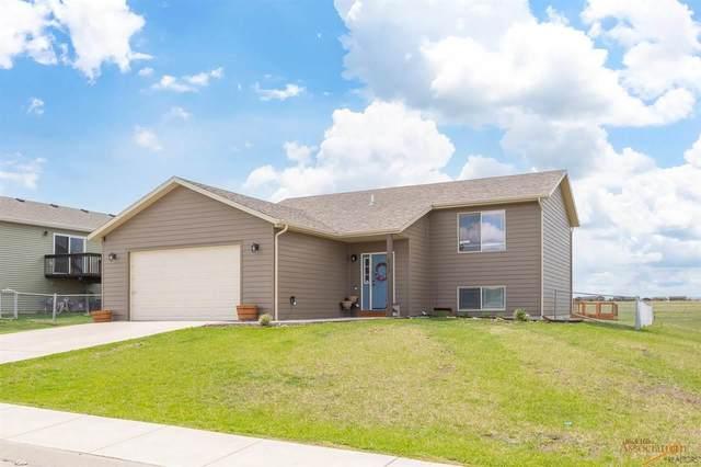 515 Morgen Rd, Box Elder, SD 57719 (MLS #154221) :: Dupont Real Estate Inc.