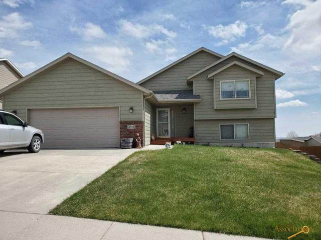 4710 Charmwood Dr, Rapid City, SD 57701 (MLS #154231) :: Dupont Real Estate Inc.
