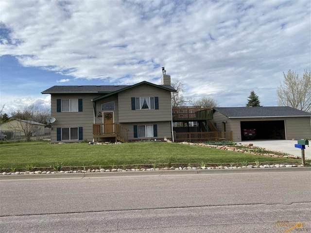 2204 Albany Ave, Hot Springs, SD 57747 (MLS #154235) :: Heidrich Real Estate Team