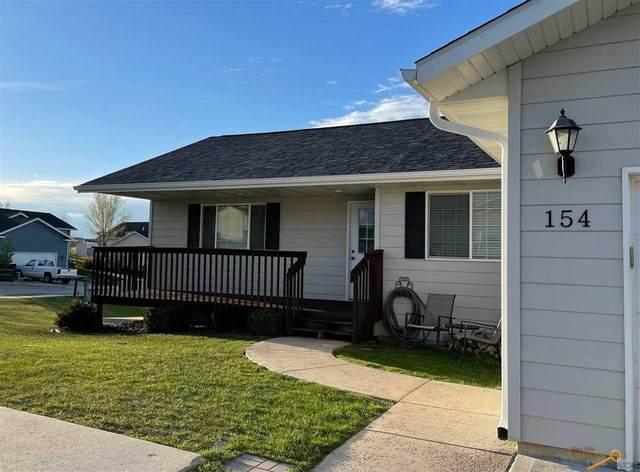 154 Viking Dr, Rapid City, SD 57701 (MLS #154238) :: Heidrich Real Estate Team