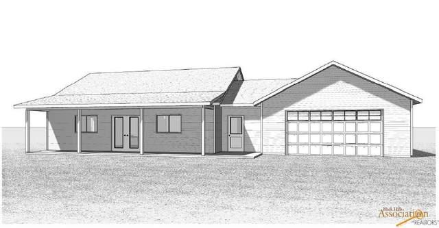 TBD Antelope Creek Rd, Rapid City, SD 57703 (MLS #154243) :: Dupont Real Estate Inc.