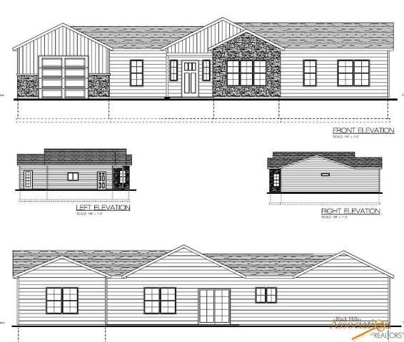 TBD Antelope Creek Rd, Rapid City, SD 57703 (MLS #154245) :: Dupont Real Estate Inc.