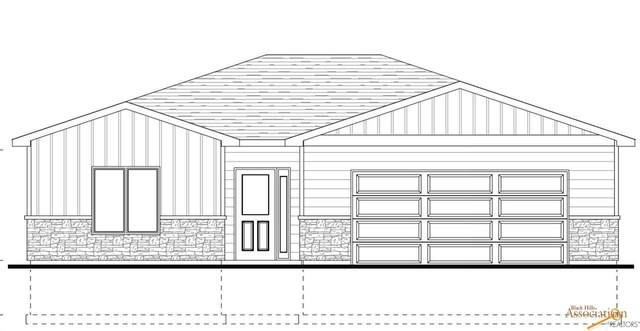 TBD Antelope Creek Rd, Rapid City, SD 57703 (MLS #154246) :: Dupont Real Estate Inc.