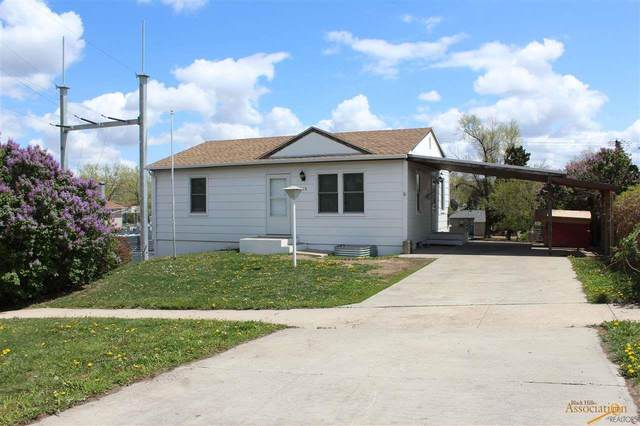 1128 Wood Ave, Rapid City, SD 57701 (MLS #154248) :: Dupont Real Estate Inc.