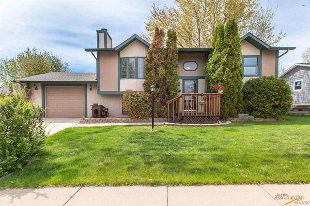 647 Wright Ct, Rapid City, SD 57701 (MLS #154256) :: Black Hills SD Realty