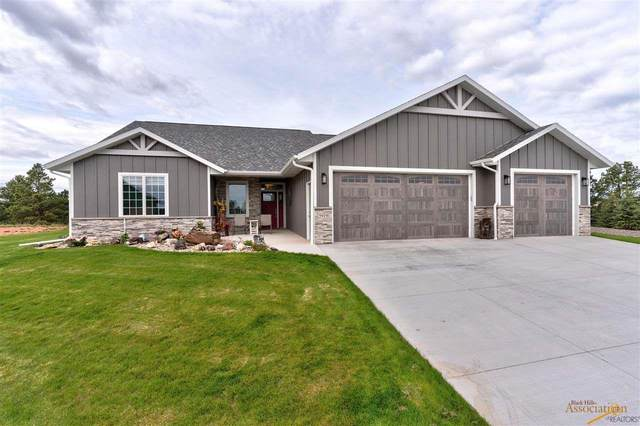 5919 Cloud Peak Dr, Rapid City, SD 57702 (MLS #154257) :: Heidrich Real Estate Team