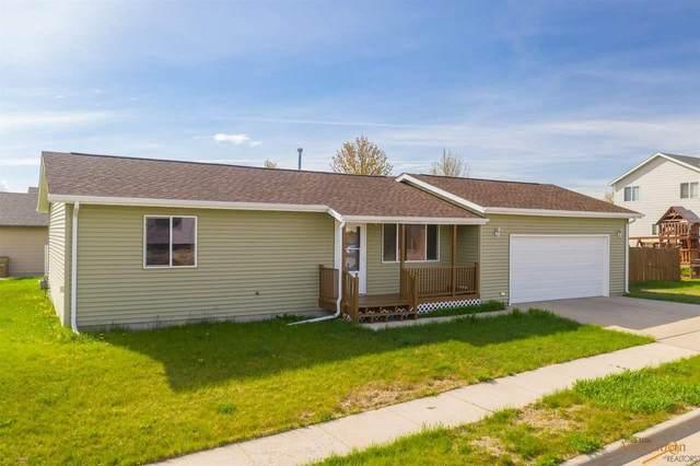 2834 Benjamin, Rapid City, SD 57703 (MLS #154264) :: Heidrich Real Estate Team