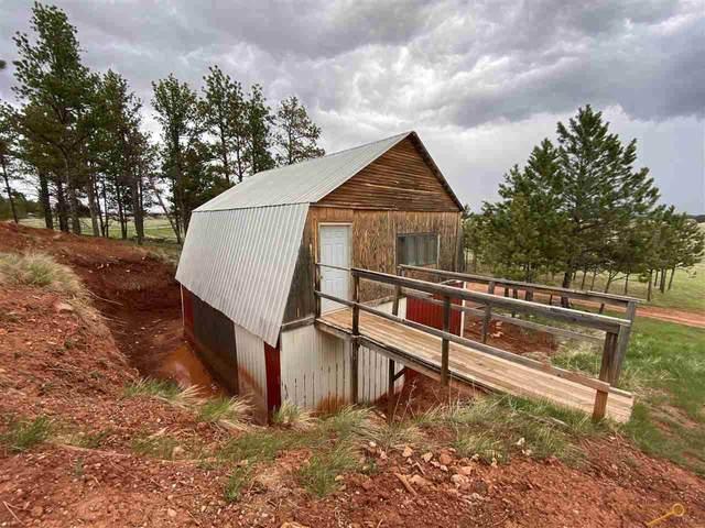 25518 Harriet Ward Rd, Edgemont, SD 57735 (MLS #154267) :: Black Hills SD Realty