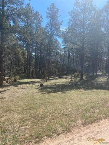 TBD Estates Rd, Hot Springs, SD 57747 (MLS #154268) :: Black Hills SD Realty