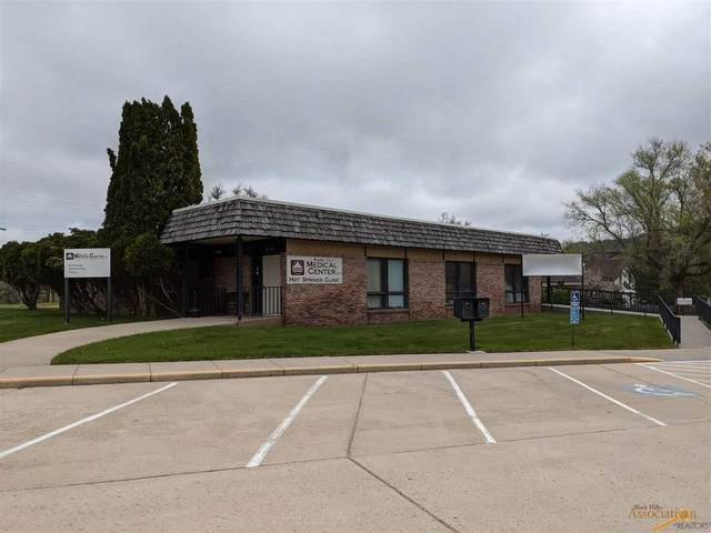 145 N 16TH ST, Hot Springs, SD 57747 (MLS #154284) :: Dupont Real Estate Inc.