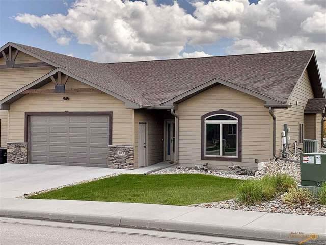303 Enchanted Pines Dr, Rapid City, SD 57701 (MLS #154290) :: Heidrich Real Estate Team